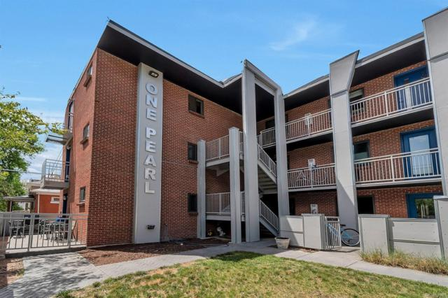 1 Pearl Street #302, Denver, CO 80203 (#4166589) :: Wisdom Real Estate