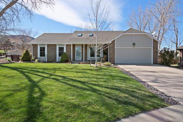 25 Foothill Ash, Littleton, CO 80127 (#4166728) :: Re/Max Structure