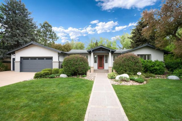 12900 W 16th Drive, Golden, CO 80401 (#4166794) :: The Galo Garrido Group