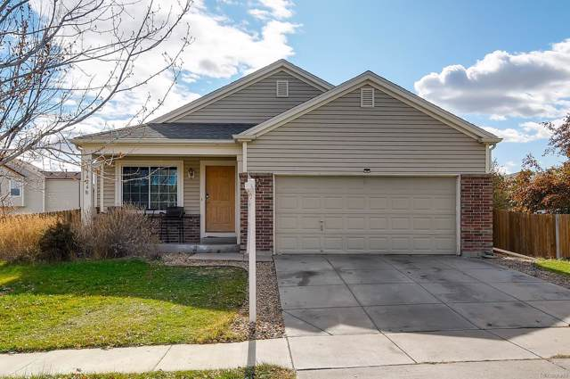 15626 E 99th Place, Commerce City, CO 80022 (#4167112) :: The Peak Properties Group