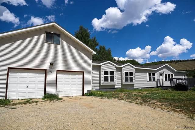 76 Empire Valley Circle, Leadville, CO 80461 (#4167236) :: Compass Colorado Realty