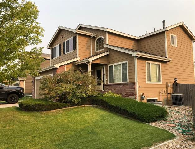 21762 Whirlaway Avenue, Parker, CO 80138 (MLS #4167268) :: Kittle Real Estate