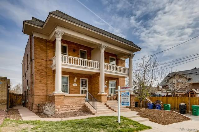 2217 E 24th Avenue, Denver, CO 80205 (#4167714) :: Re/Max Structure