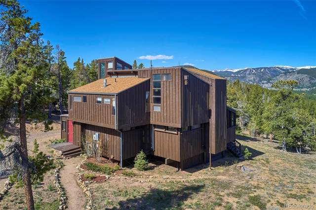 90 Peakview Drive, Nederland, CO 80466 (#4168219) :: The Peak Properties Group