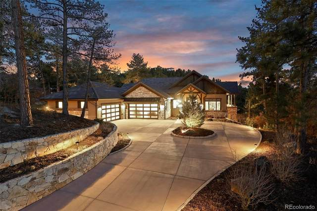 962 Westchester Circle, Castle Rock, CO 80108 (#4168286) :: Kimberly Austin Properties