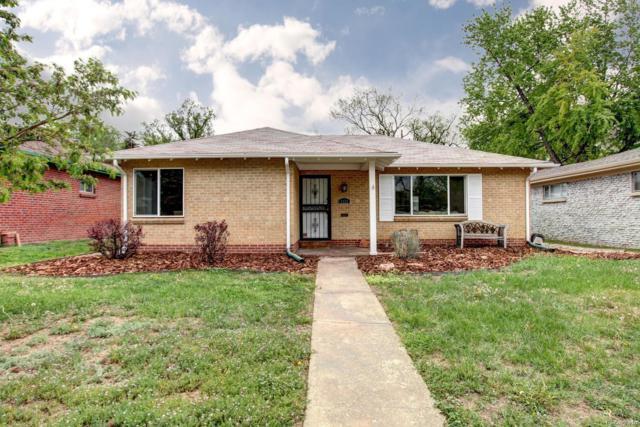 1134 Locust Street, Denver, CO 80220 (MLS #4168441) :: 8z Real Estate
