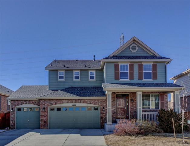 5377 S Elk Way, Aurora, CO 80016 (MLS #4168465) :: 8z Real Estate