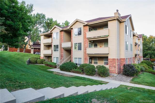 1860 W Centennial Drive #301, Louisville, CO 80027 (#4168547) :: The Scott Futa Home Team