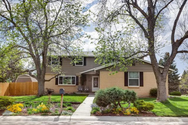 8161 S Marshall Court, Littleton, CO 80128 (#4168610) :: House Hunters Colorado