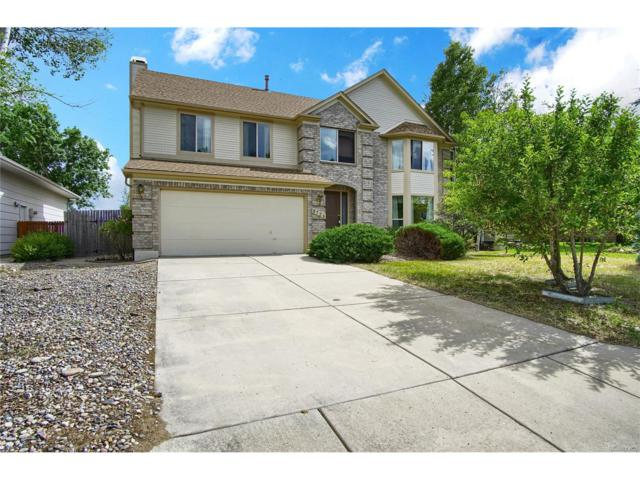 8726 Alpine Valley Drive, Colorado Springs, CO 80920 (MLS #4169059) :: 8z Real Estate