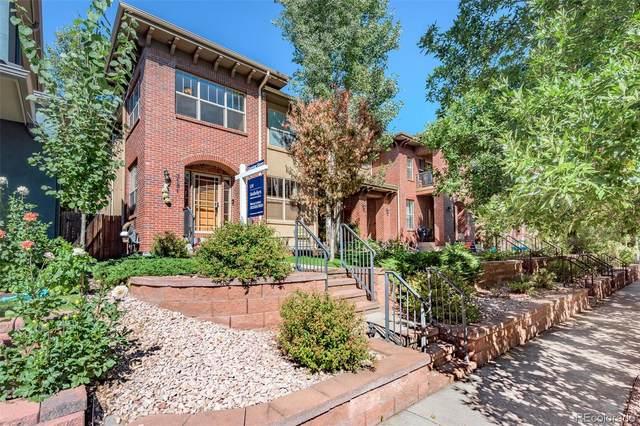 3151 Quitman Street, Denver, CO 80212 (MLS #4169565) :: 8z Real Estate