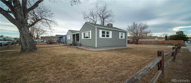 3401 S Quivas Street, Englewood, CO 80110 (#4169594) :: Venterra Real Estate LLC