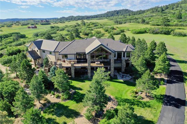 2530 Castle Butte Drive, Castle Rock, CO 80109 (MLS #4169932) :: 8z Real Estate