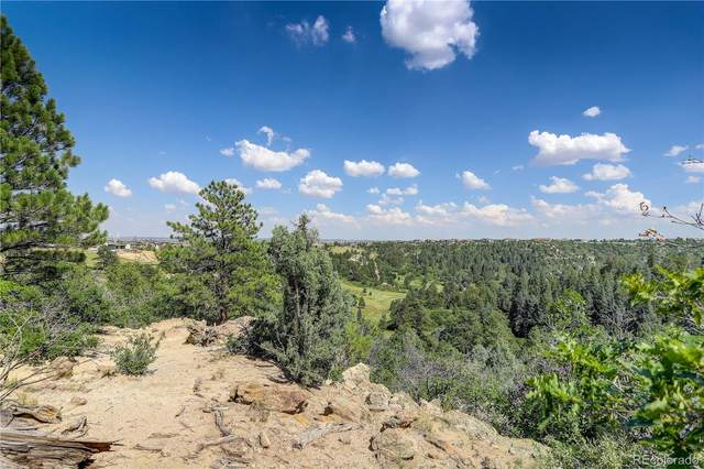 Tract Of Land, Castle Rock, CO 80010 (#4170229) :: The Artisan Group at Keller Williams Premier Realty