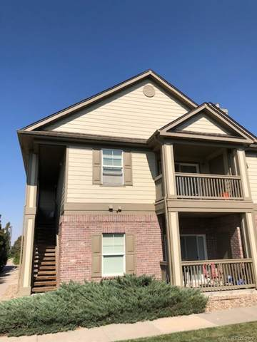 23336 S 5th Place #201, Aurora, CO 80018 (#4170284) :: The Gilbert Group