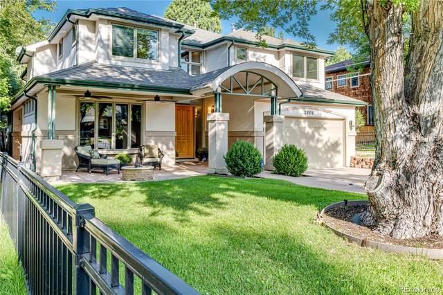 2701 S Adams Street, Denver, CO 80210 (#4170306) :: The Brokerage Group