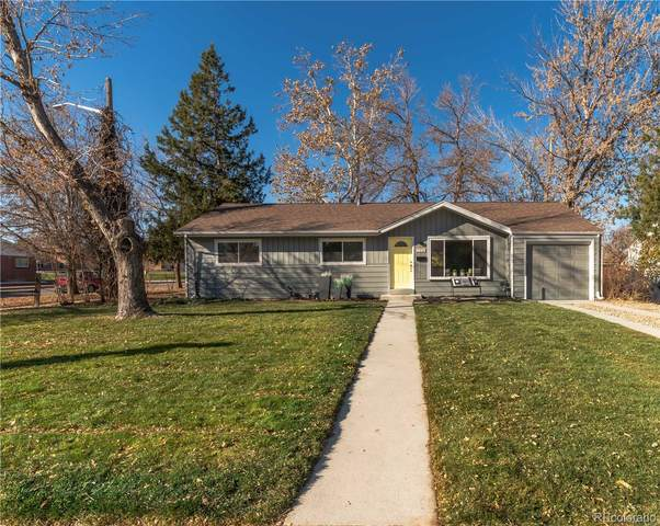 3495 S Grape Street, Denver, CO 80222 (#4170722) :: Briggs American Properties
