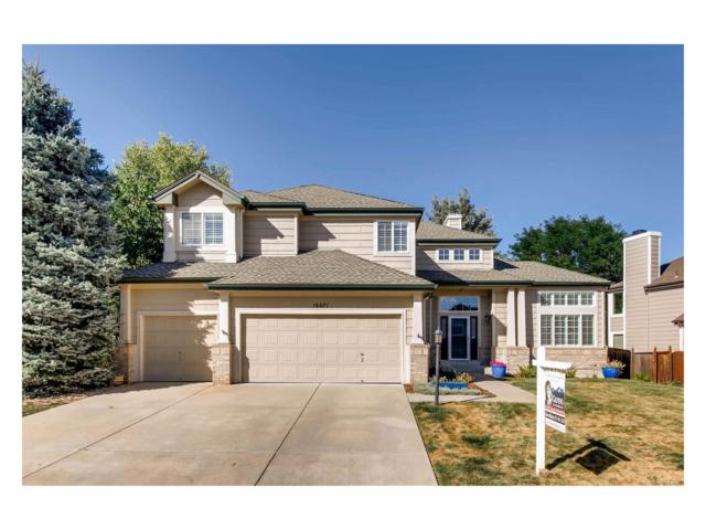 16071 Parkside Drive, Parker, CO 80134 (#4170857) :: The Healey Group