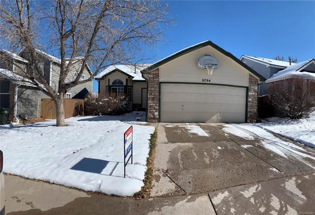 9794 Goldfinch Lane, Highlands Ranch, CO 80129 (#4170900) :: True Performance Real Estate