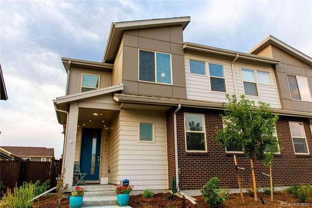 9437 E 58th Place, Denver, CO 80238 (MLS #4171018) :: 8z Real Estate