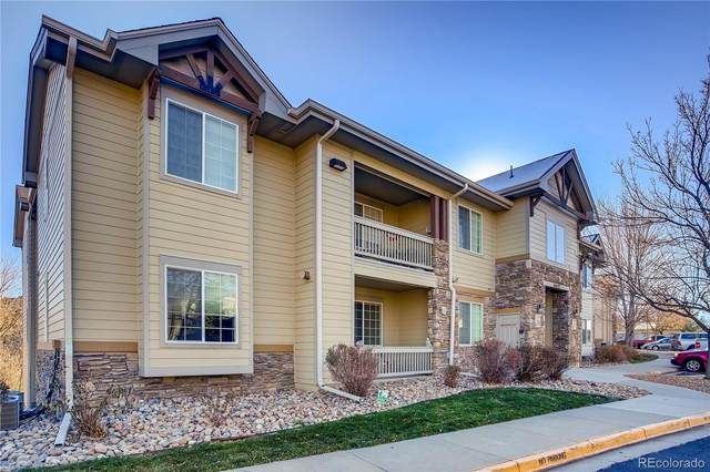 10437 W Hampden Avenue #201, Lakewood, CO 80227 (#4171173) :: The DeGrood Team