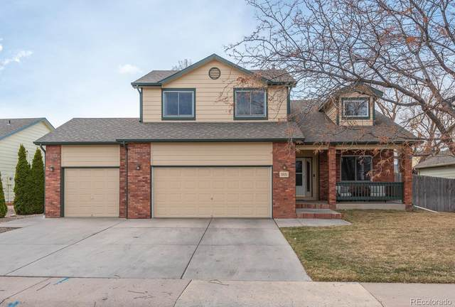 3531 Silver Trails Drive, Fort Collins, CO 80526 (#4171567) :: Mile High Luxury Real Estate