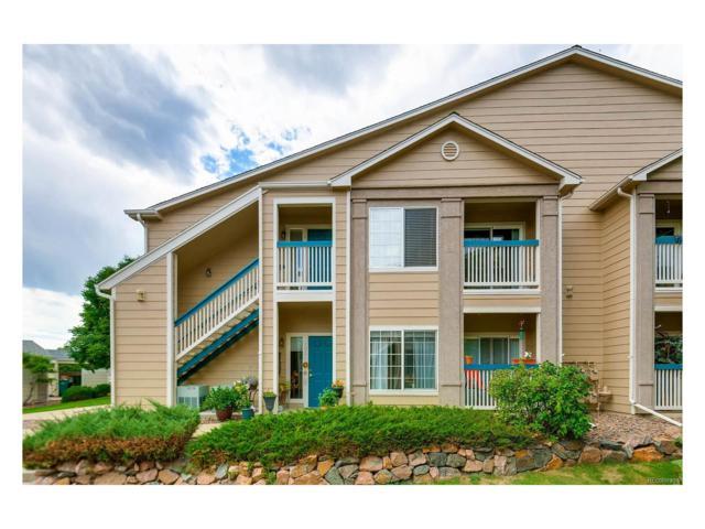 1080 Opal Street #203, Broomfield, CO 80020 (MLS #4171622) :: 8z Real Estate