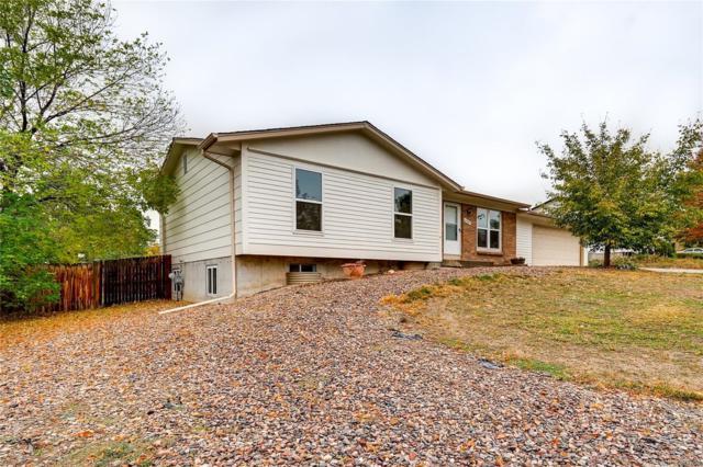 4387 S Zinnia Street, Morrison, CO 80465 (#4171641) :: Wisdom Real Estate
