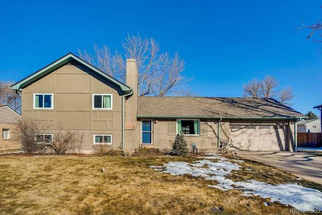 6720 S Marion Circle W, Centennial, CO 80122 (MLS #4171643) :: 8z Real Estate