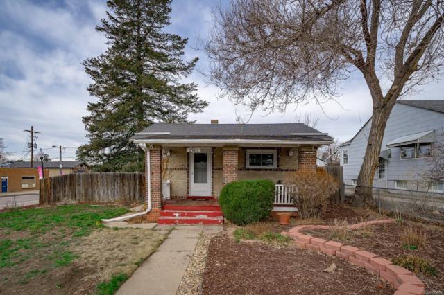 2901 Chase Street, Wheat Ridge, CO 80214 (#4171680) :: The DeGrood Team