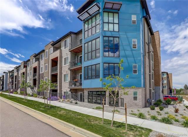 480 E Fremont Place #311, Centennial, CO 80122 (#4171778) :: Kimberly Austin Properties