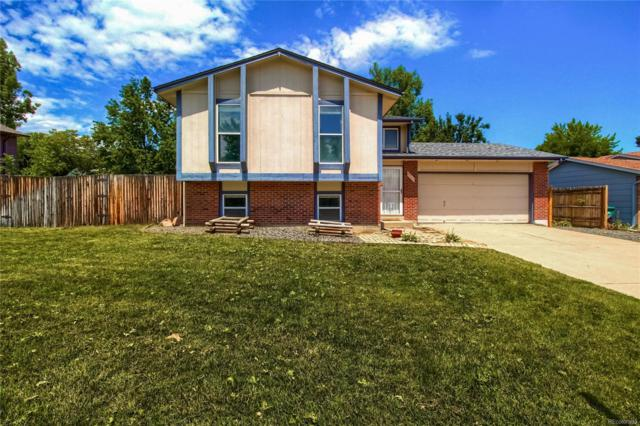 9511 W Walden Avenue, Littleton, CO 80128 (MLS #4172069) :: 8z Real Estate