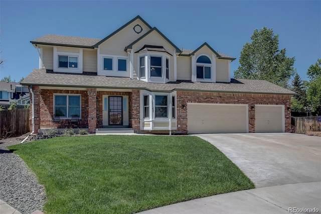 11142 W Roxbury Place, Littleton, CO 80127 (#4172118) :: Mile High Luxury Real Estate