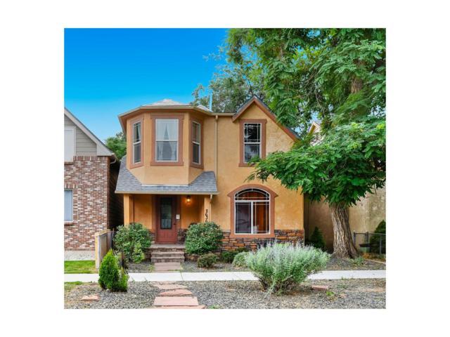 2636 W 27th Avenue, Denver, CO 80211 (MLS #4172371) :: 8z Real Estate