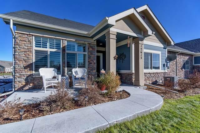 12615 Monroe Drive, Thornton, CO 80241 (#4172394) :: The HomeSmiths Team - Keller Williams