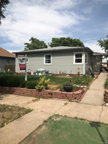 2122 S Bannock Street, Denver, CO 80223 (#4172505) :: Sellstate Realty Pros