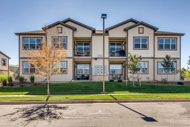4765 Copeland Circle #103, Highlands Ranch, CO 80126 (#4172636) :: My Home Team
