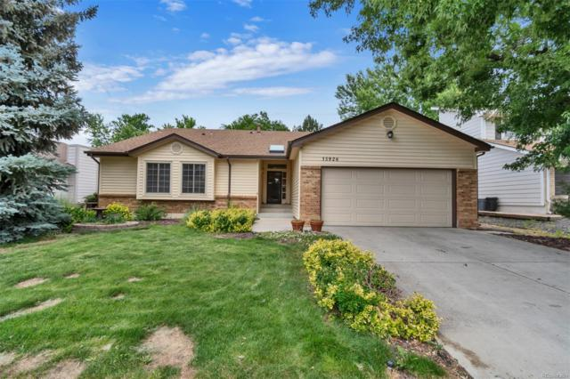 15926 E Mercer Circle, Aurora, CO 80013 (#4172748) :: The Healey Group