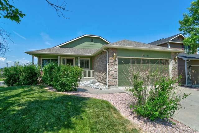13807 Harrison Street, Thornton, CO 80602 (MLS #4172965) :: 8z Real Estate
