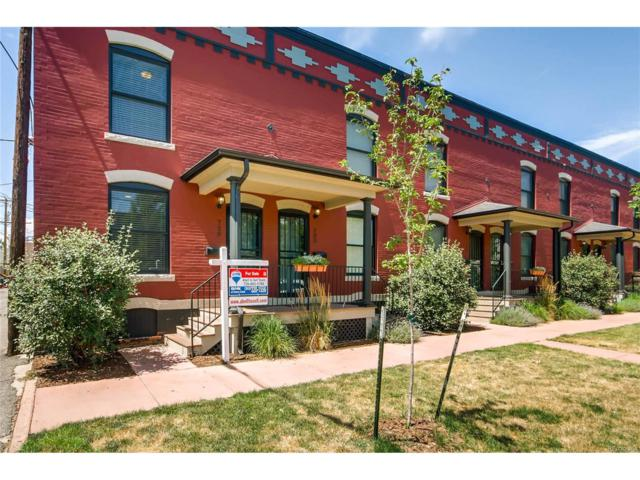 720 31st Street, Denver, CO 80205 (MLS #4173006) :: 8z Real Estate