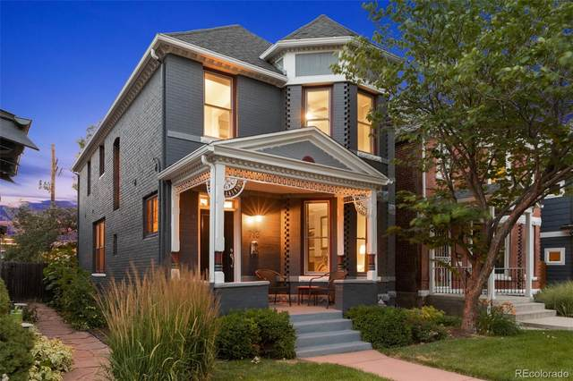 713 S Washington Street, Denver, CO 80209 (#4173116) :: Chateaux Realty Group