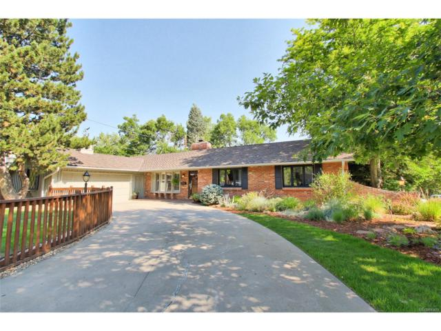 11983 W 27th Drive, Lakewood, CO 80215 (MLS #4173281) :: 8z Real Estate