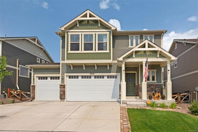 6545 Sugarberry Lane, Colorado Springs, CO 80927 (#4173285) :: The Pete Cook Home Group