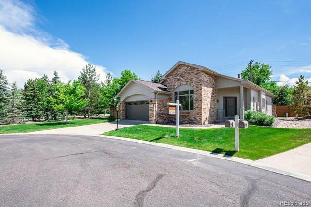 15142 W 32nd Drive, Golden, CO 80401 (#4173757) :: iHomes Colorado