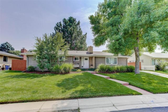 2260 E Floyd Avenue, Englewood, CO 80113 (#4174114) :: The City and Mountains Group