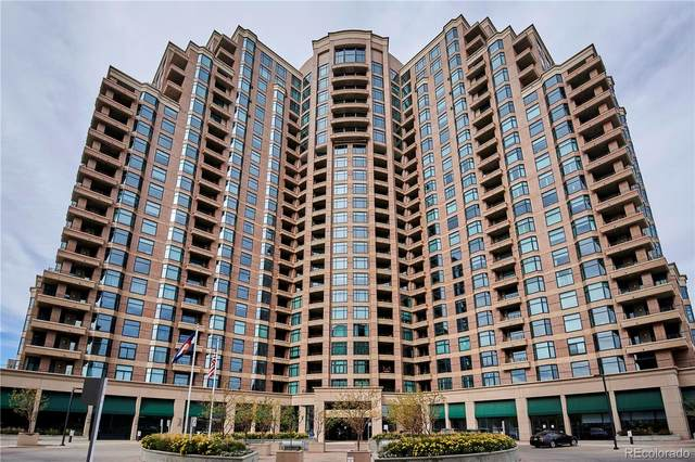8100 E Union Avenue #2107, Denver, CO 80237 (#4174517) :: Mile High Luxury Real Estate