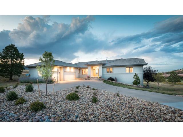 7492 Sleeping Bear Trail, Littleton, CO 80125 (MLS #4174648) :: 8z Real Estate