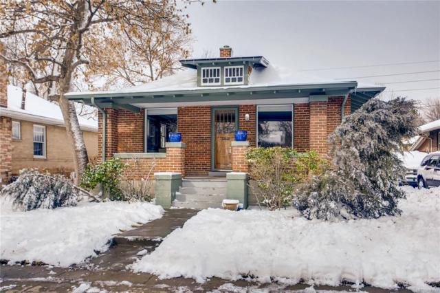 975 S Vine Street, Denver, CO 80209 (#4174982) :: House Hunters Colorado