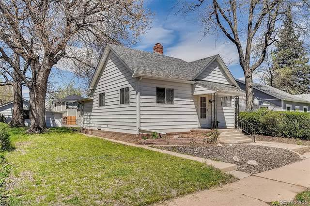 4337 Winona Court, Denver, CO 80212 (#4175066) :: The DeGrood Team