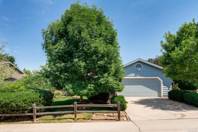 381 Mountain Cloud Circle, Highlands Ranch, CO 80126 (#4175164) :: Structure CO Group